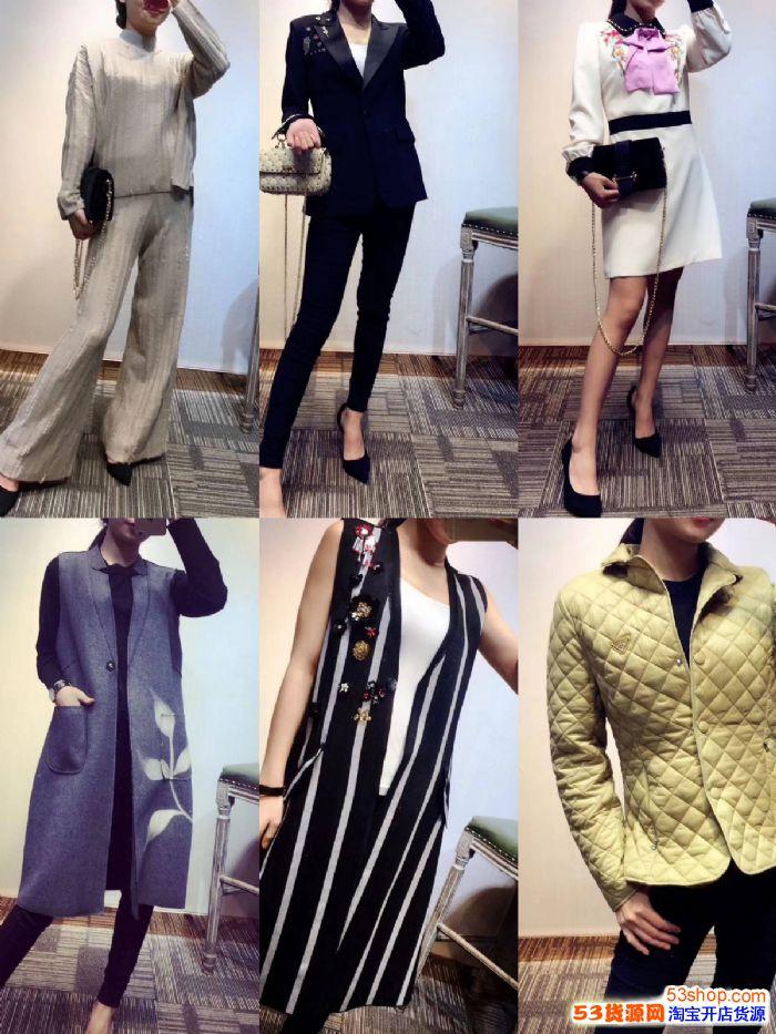 高品质原单高仿奢侈品女装货源厂家招微商微信代理