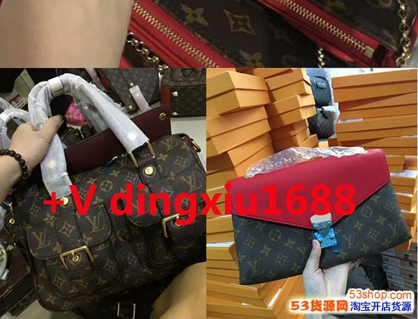 高仿奢侈品包包厂家直销 一手货源 一件代发 诚招代理