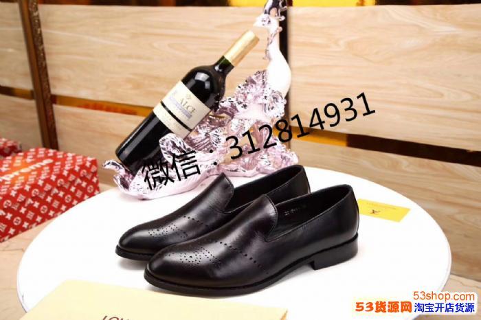 LV经典男鞋正品原版复刻一比一男鞋
