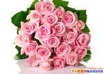 情人节一般送多少玫瑰?情人节送花送几朵代表什么意思