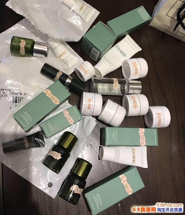 朵妆国际化妆品批发网 化妆品护肤品香水一手货源 支持一件代发