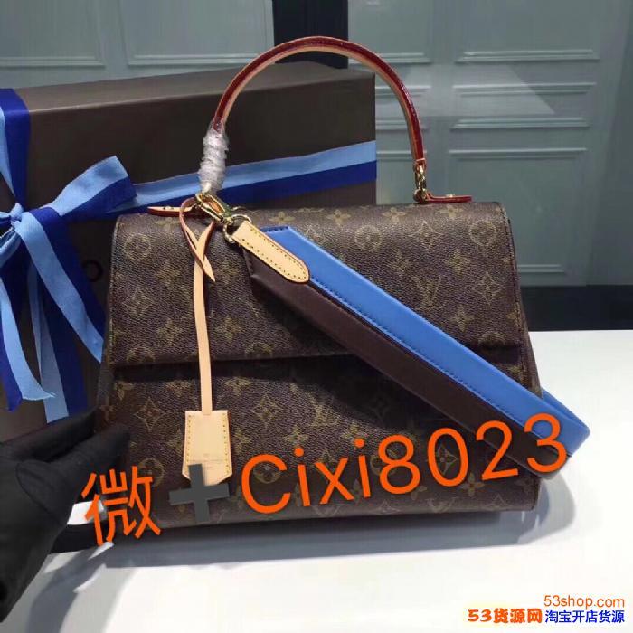 精仿大牌奢侈品包包全套专柜包装一件代发诚招代理
