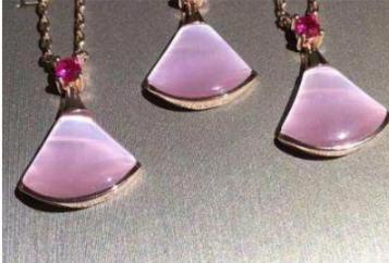 高仿玫瑰金宝格丽项链仿制好的多少钱一条,给大家更新下价格内幕