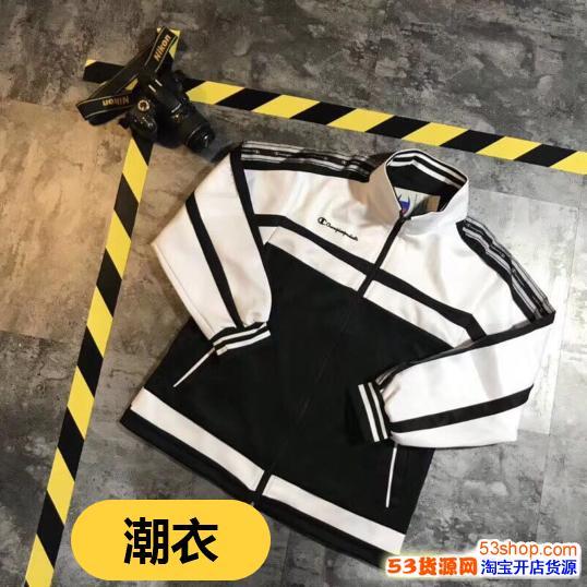 香港潮牌服饰、潮货基地、运动服一手货源、工厂直销、诚招代理