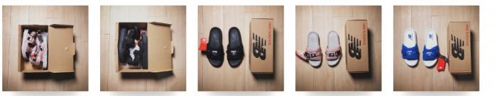 夏季NB新百伦凉鞋 沙滩鞋货源哪里有 多少钱一双?