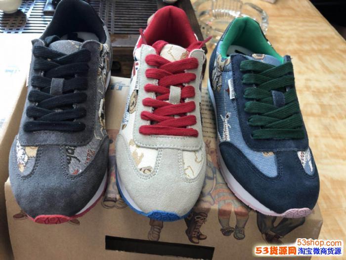 低帮运动跑步鞋低价批发