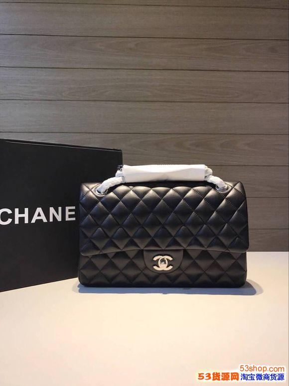 CHANEL羊皮包,原单高品质微商货源,配专柜全套包装