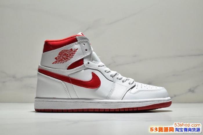 NIKE Air jordan 1 OG 乔1篮球鞋