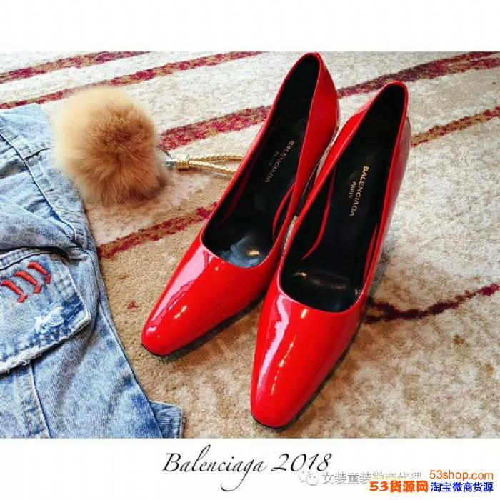 *厂家代购原版高端潮牌网红同款女鞋一手货源一件代发招微信实体店