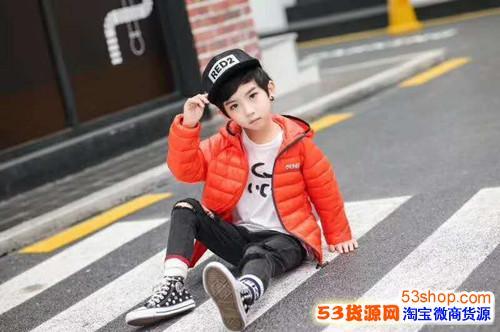 武汉儿童棉衣批发货源