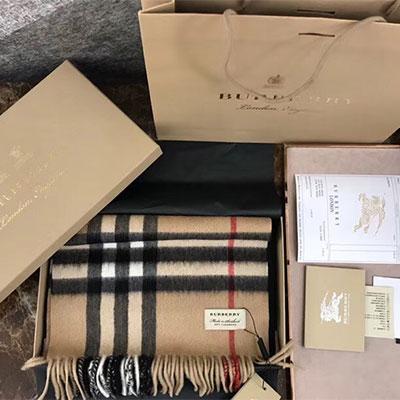 burberry围巾经典款,广州大牌围巾工厂现货批发