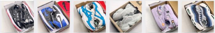锐步、亚瑟士正品鞋子货源哪里有,多少钱一双