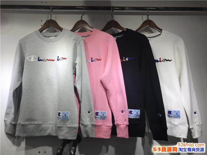 广州微商NIKE耐克冠军复刻高仿奢侈品外贸潮牌服饰一手潮牌货源