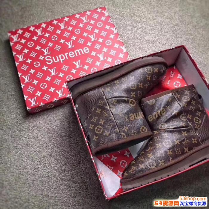 UGG雪地靴工厂直销棉鞋