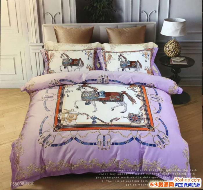大牌高端家纺厂家厂家直销一手货源,专做欧式风格家纺,全新欧式风范