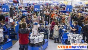 美国黑色星期五线上销售额达62.2亿美元,仅是双11的五分之一