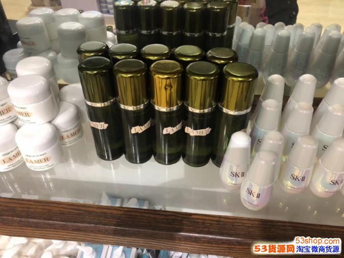 【推荐】韩国日本欧美化妆品货源一件代发带可带授权书 实体批发货
