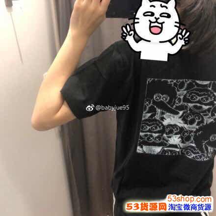 工厂档口男装货源一件代发广州潮牌服饰代发批发业务