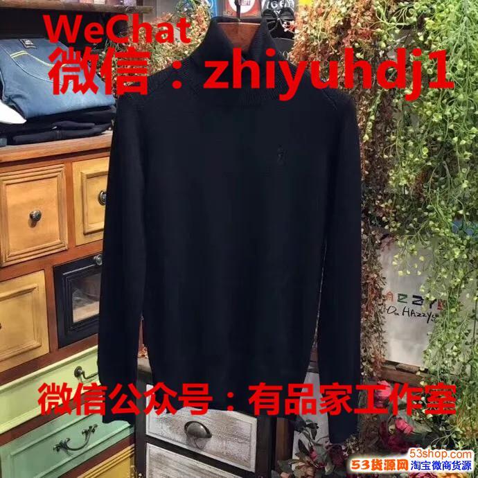 韩国原单hazzys哈吉斯女装毛衣批发代理代购货源一件代发