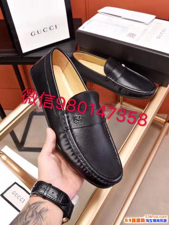 广州男鞋工厂直销高端一手货源大牌鞋高档鞋