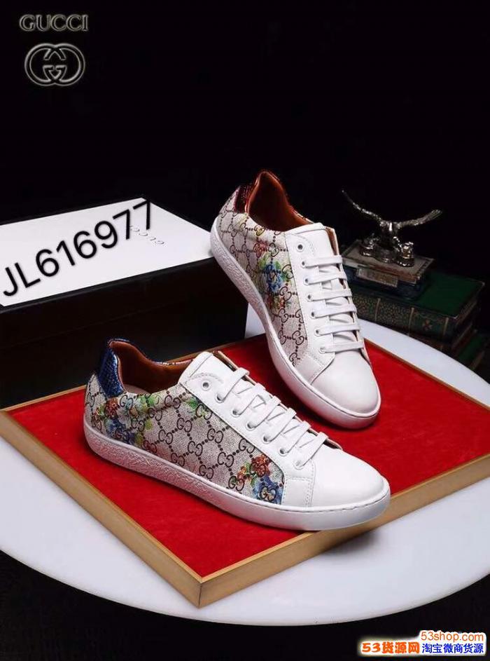 *男鞋 大牌官网代购款 做工可跟原版较量 厂家直销
