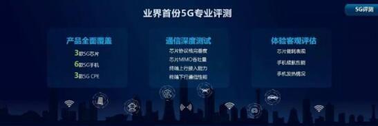 中国移动《智能硬件质量报告》发布:华为Mate 20 X 多项5G性能领先