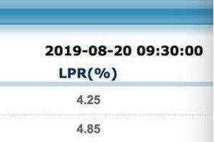 新LPR形成机制,18家报价行给出新报价