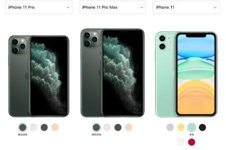 苹果iPhone11/Pro/Max有5G版本吗