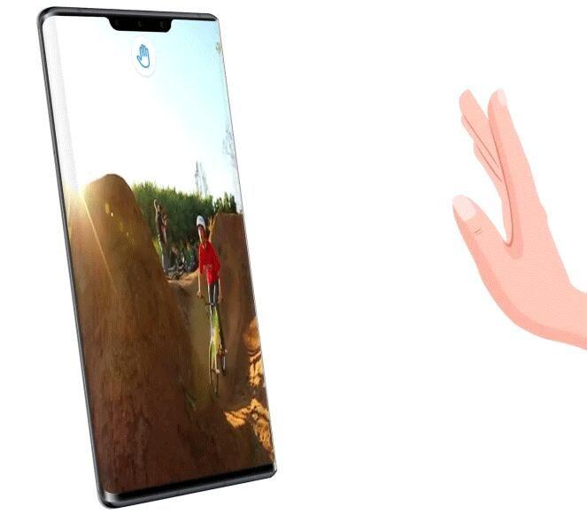 华为Mate30/Pro手机怎么截屏 花样截图方式汇总