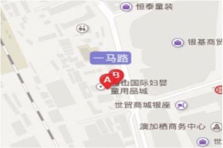 郑州香山童装批发城是河南最大童装批发市场之一