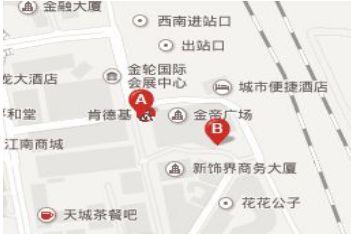 株洲金帝女装城详细地址及乘车路线一览