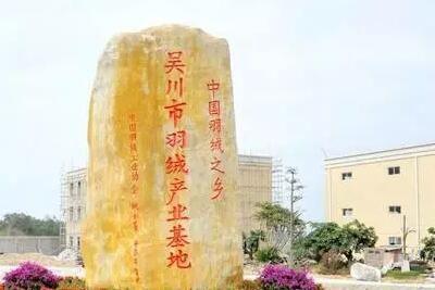 广东吴川:全国三大羽绒产业基地之一