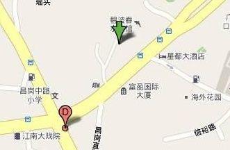 广州昌岗服装批发市场营业到几点钟