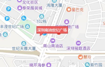 深圳南油世纪广场附近酒店宾馆住宿攻略