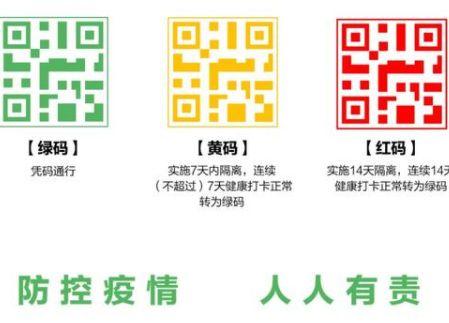 支付宝健康码打卡红码变绿码方法步骤分享