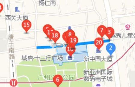 广州十三行和广州万佳区别商家拿货必看
