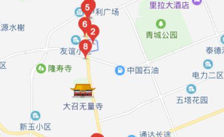 呼和浩特广温服装批发市场详细地址及乘车路线一览