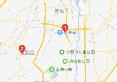 长春鸿兴童装批发市场详细地址及乘车路线一览