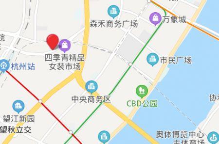 杭州四季青精品女装市场营业时间几点至几点