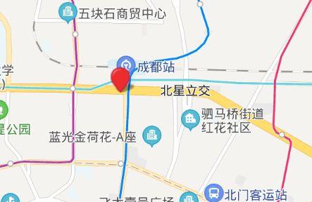 成都海发内衣城坐地铁几号线能到