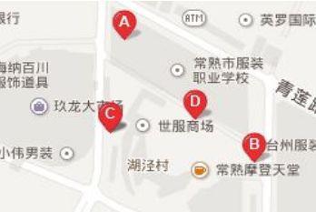 苏州常熟世界服装中心营业时间几点开门
