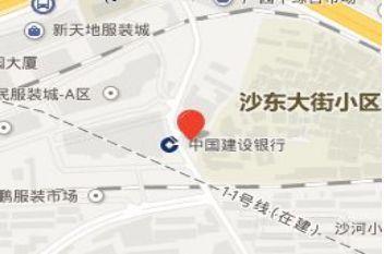 广州沙河第四服装批发市场详细地址及营业时间一览
