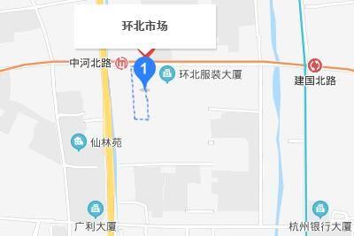 杭州环北市场营业时间几点开门