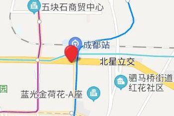 成都海发内衣城详细地址及乘车路线一览
