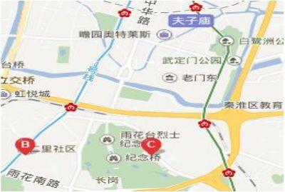 南京夫子庙金榜大市场附近酒店宾馆高性价比推荐