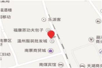 葫芦岛温州商贸城详细地址及乘车路线一览