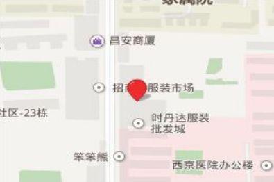 西安时丹达服装批发城详细地址及乘车路线一览