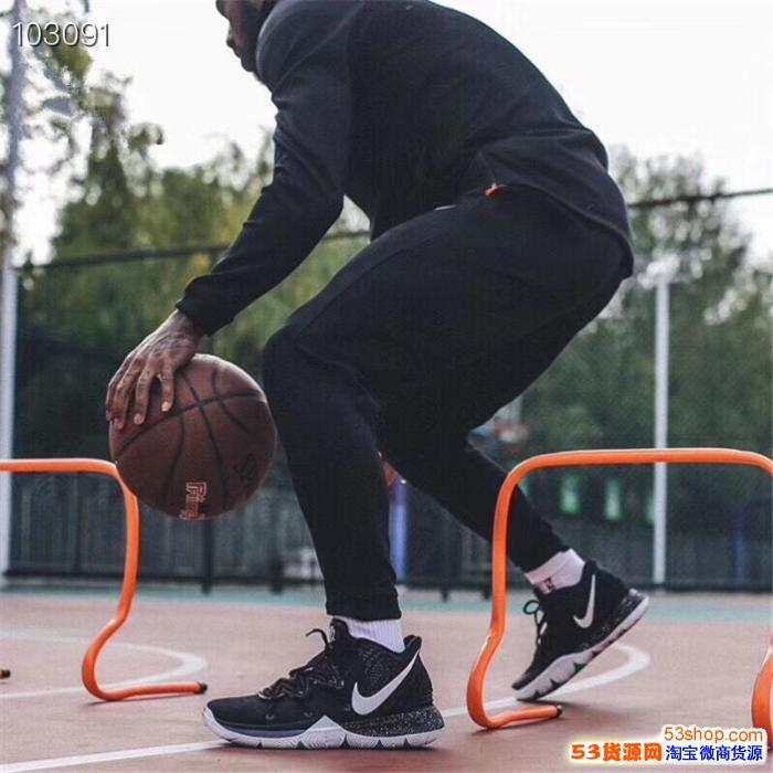 "Nike Vapor X ""Kyrie 5""*实物图,细节鉴赏"