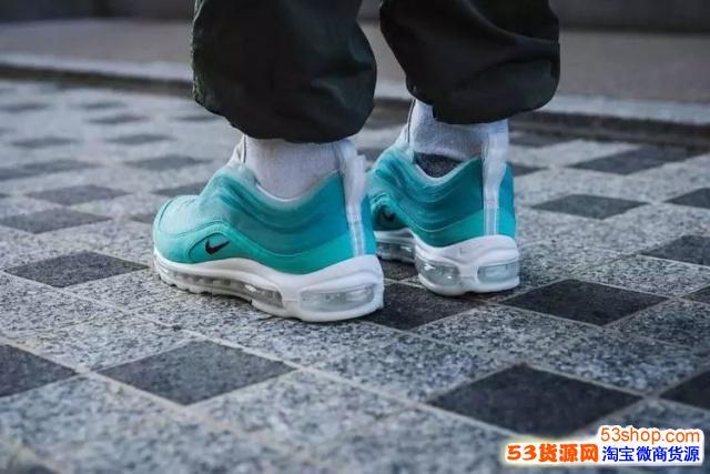 Nike Air Max 97 上海万花筒OG纯原版本厂家直销
