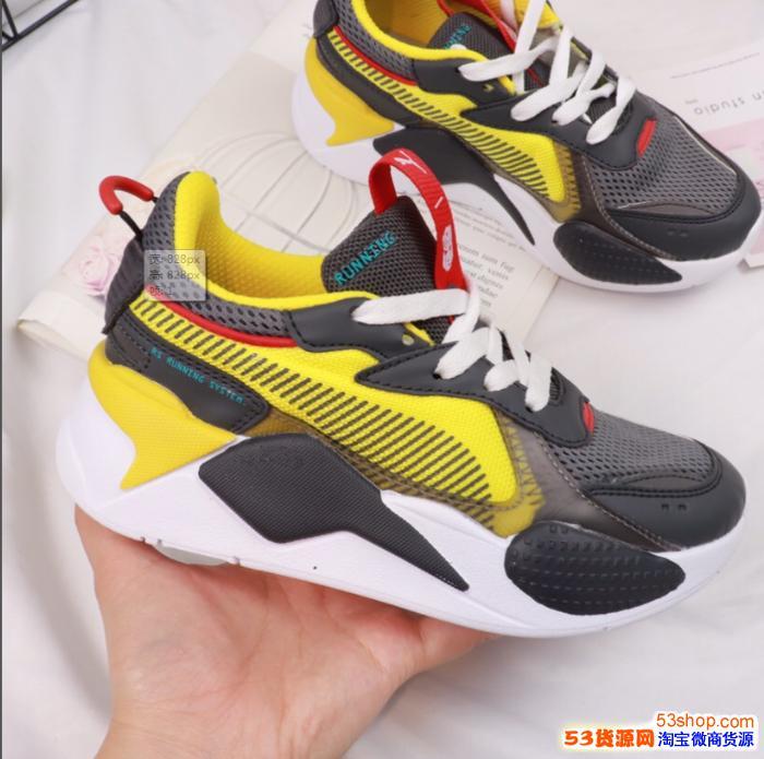 阿迪达斯三叶草透气运动鞋童鞋新百伦574童鞋出货了主打高品质童鞋